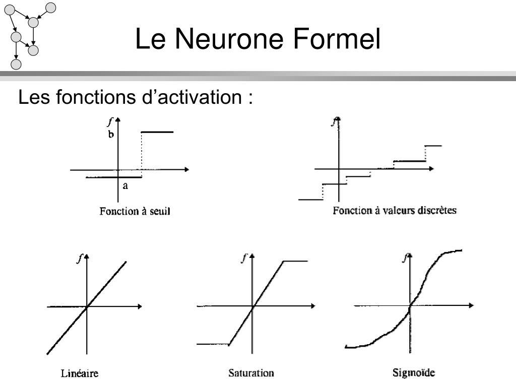 Le Neurone Formel