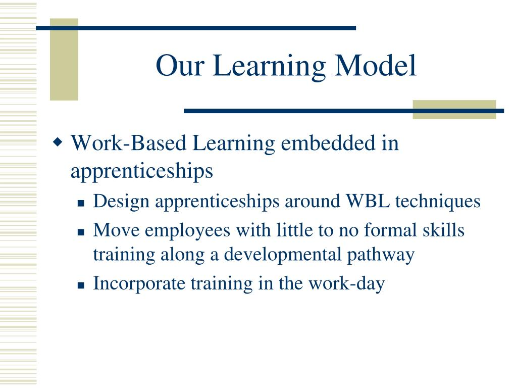 Our Learning Model