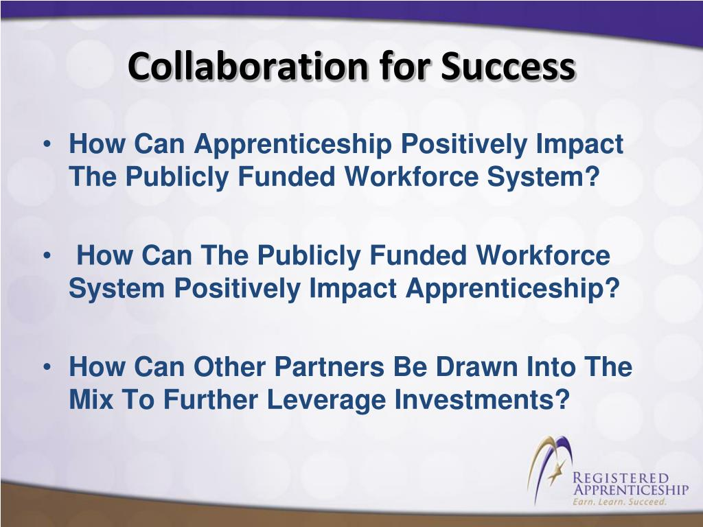 Collaboration for Success