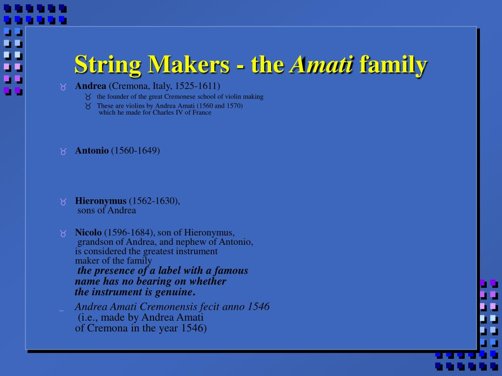 String Makers - the