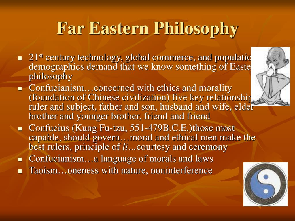 Far Eastern Philosophy