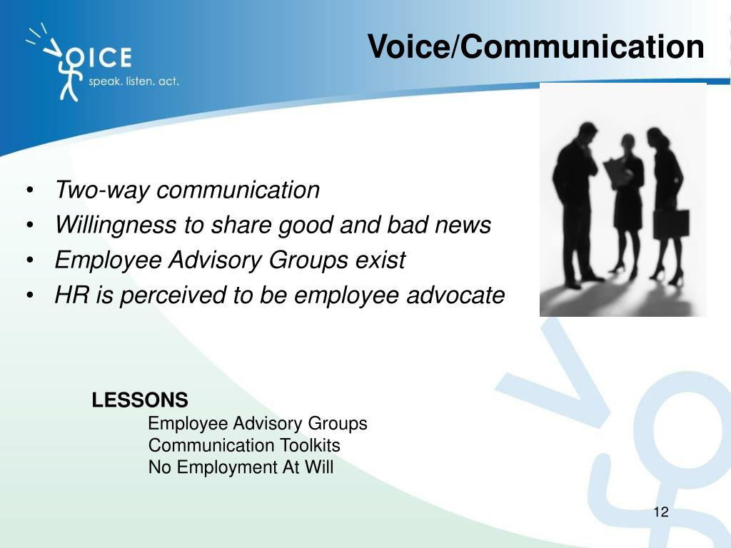 Voice/Communication