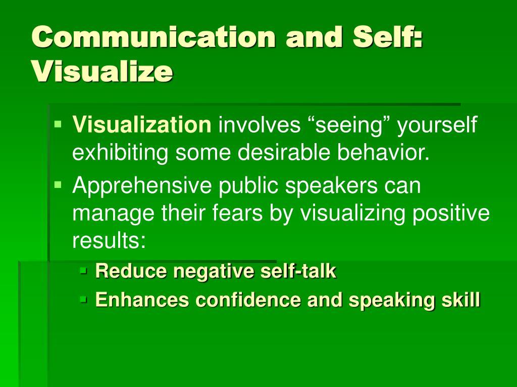 Communication and Self: