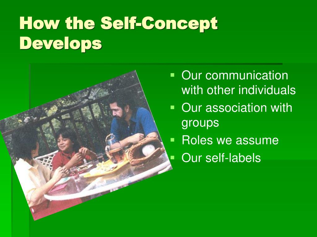 How the Self-Concept Develops