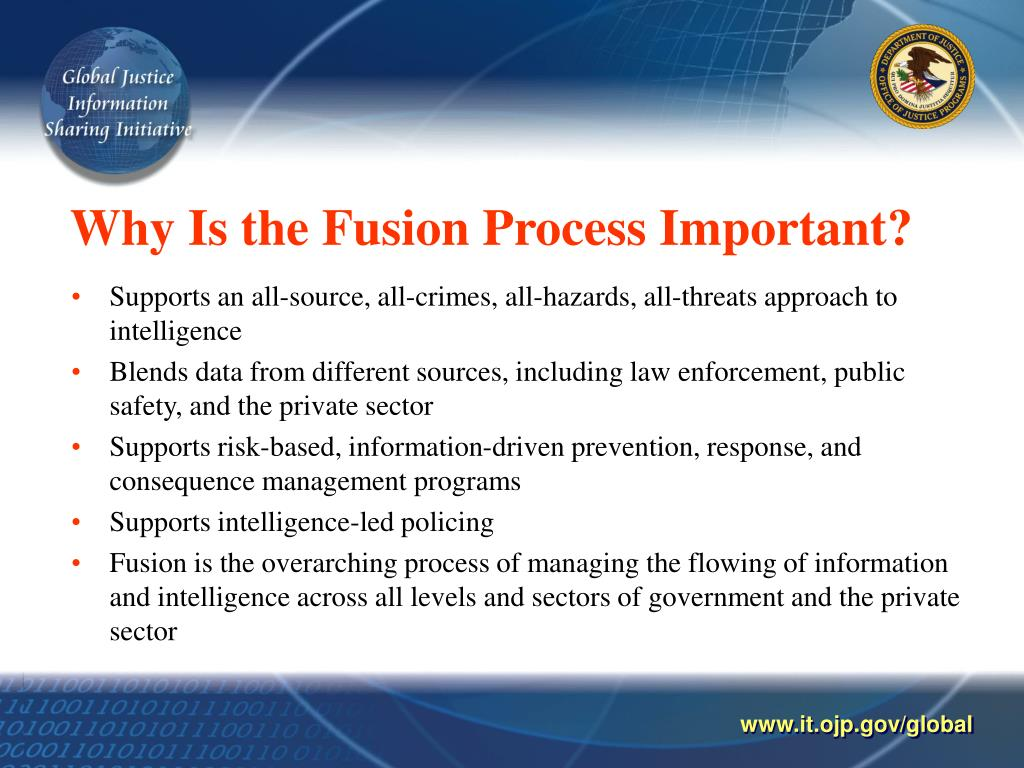Why Is the Fusion Process Important?