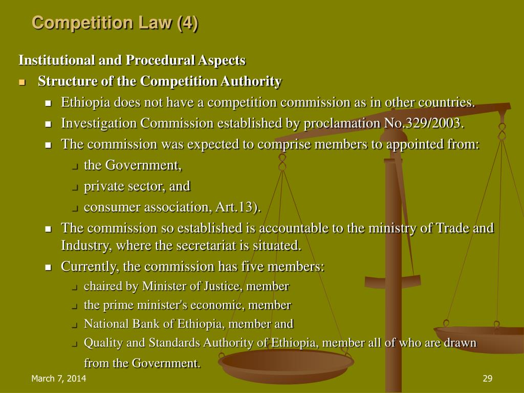 Competition Law (4)