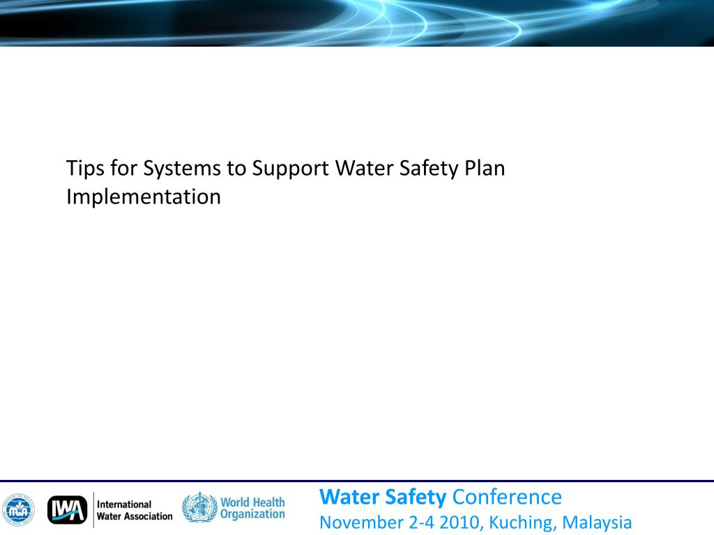 Tips for Systems to Support Water Safety Plan Implementation