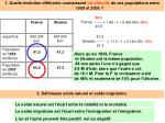 1 quelle volution diff rente connaissent les effectifs de ces populations entre 1939 et 2005