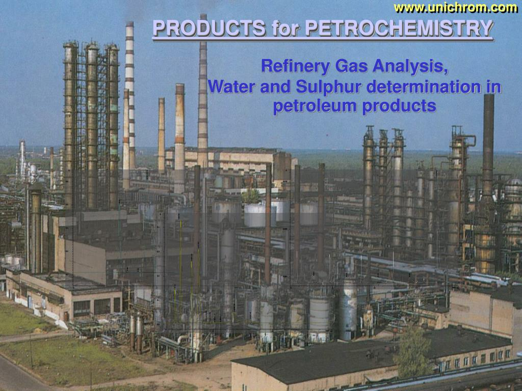 Refinery Gas Analysis,