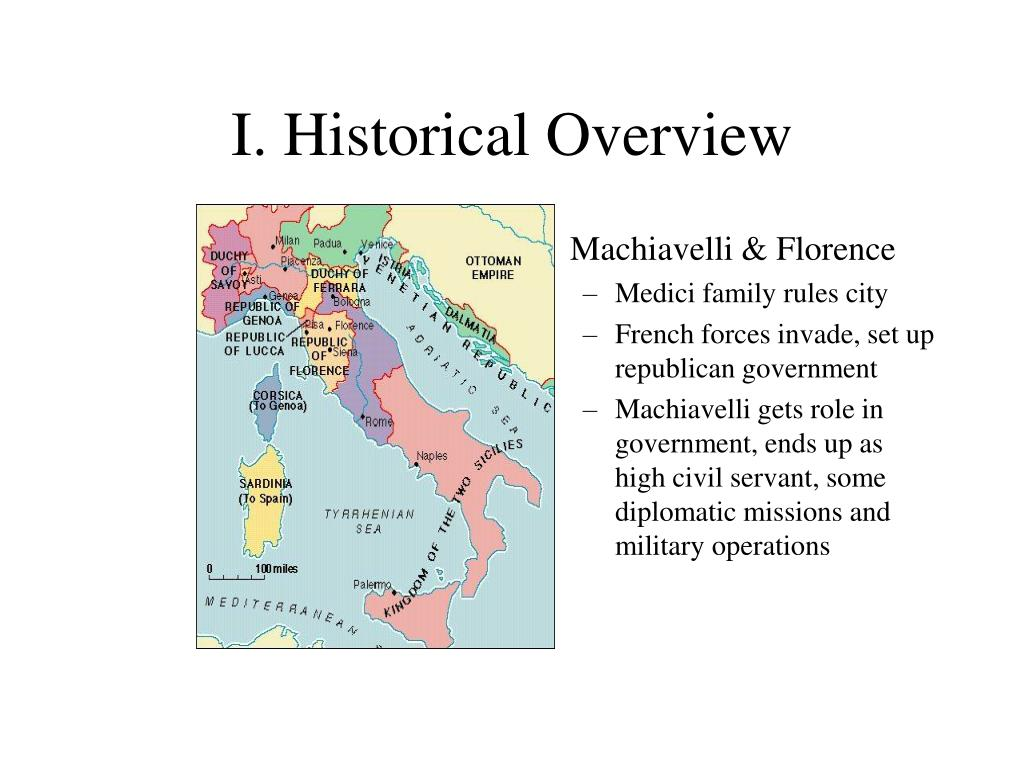 I. Historical Overview