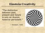 einstein creativity21