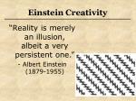 einstein creativity22