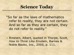 science today37