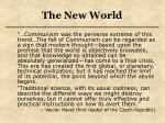 the new world41