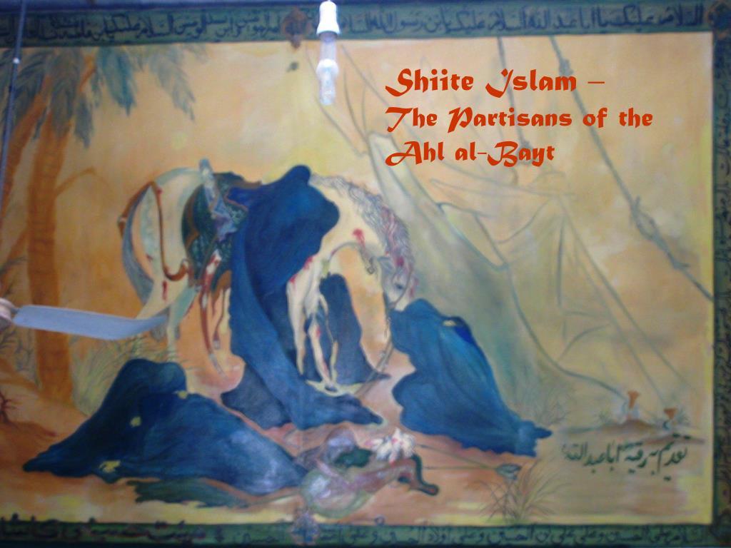 Shiite Islam –