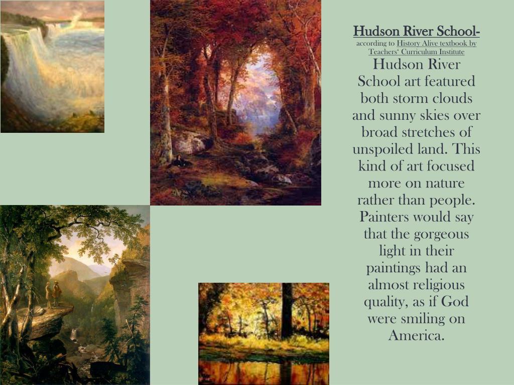 Hudson River School-
