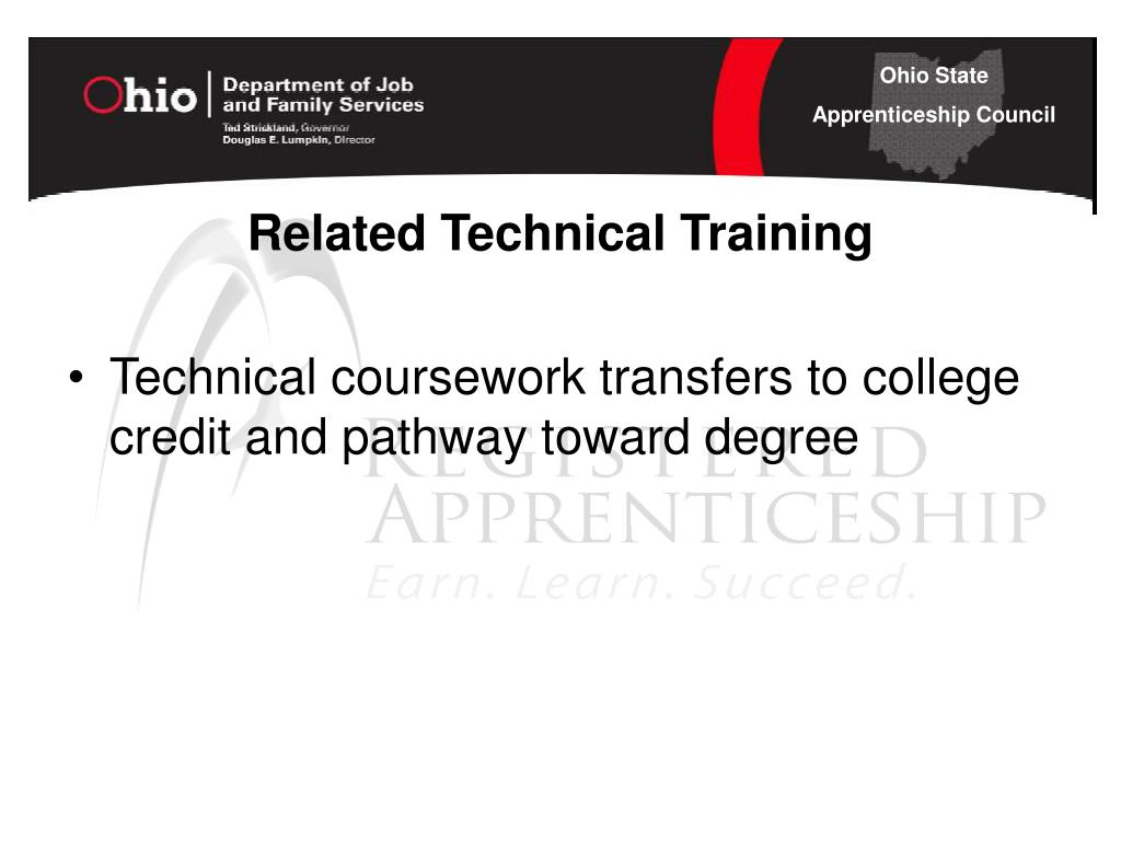 Related Technical Training