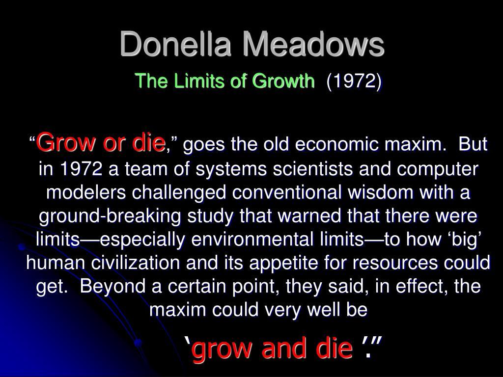 Donella Meadows