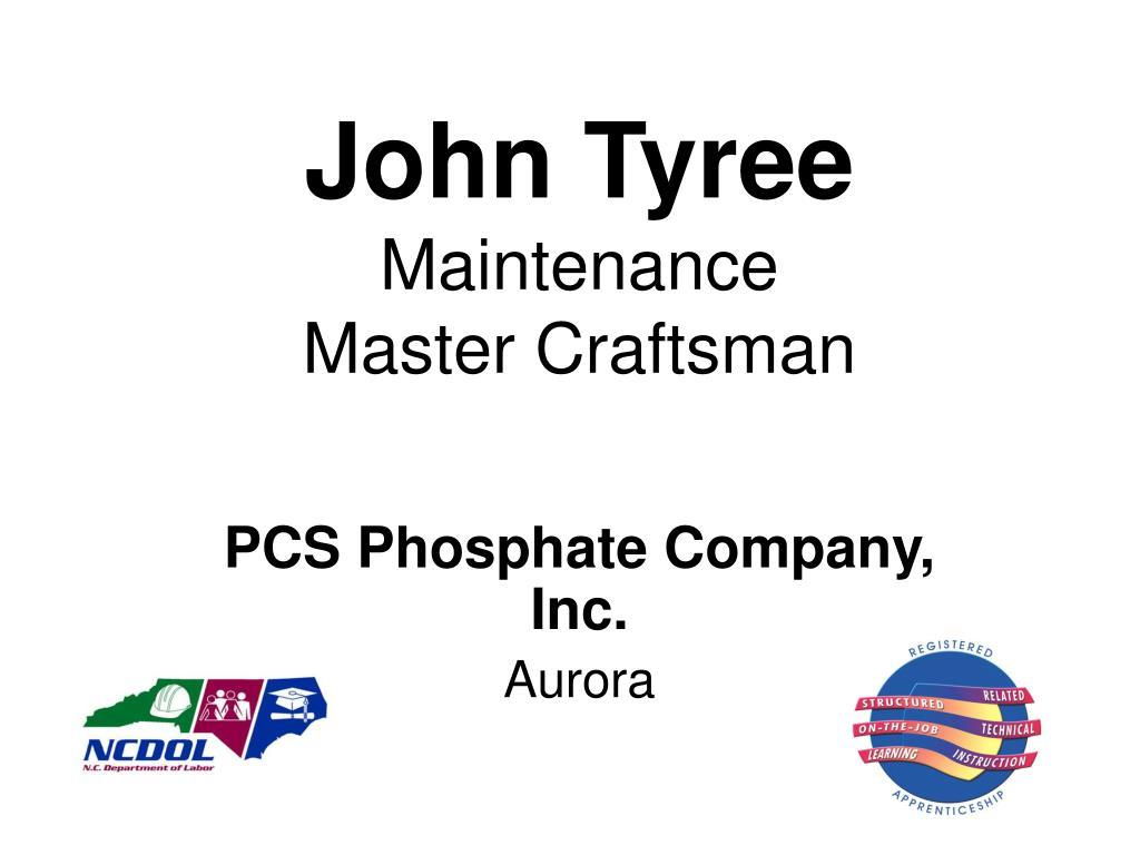 John Tyree