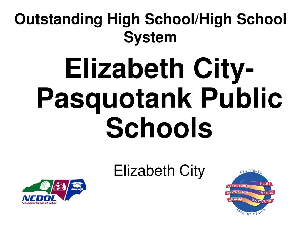 Outstanding High School/High School System