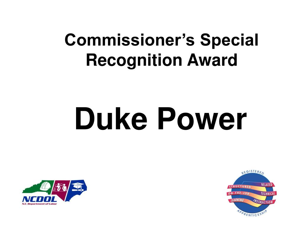 Commissioner's Special