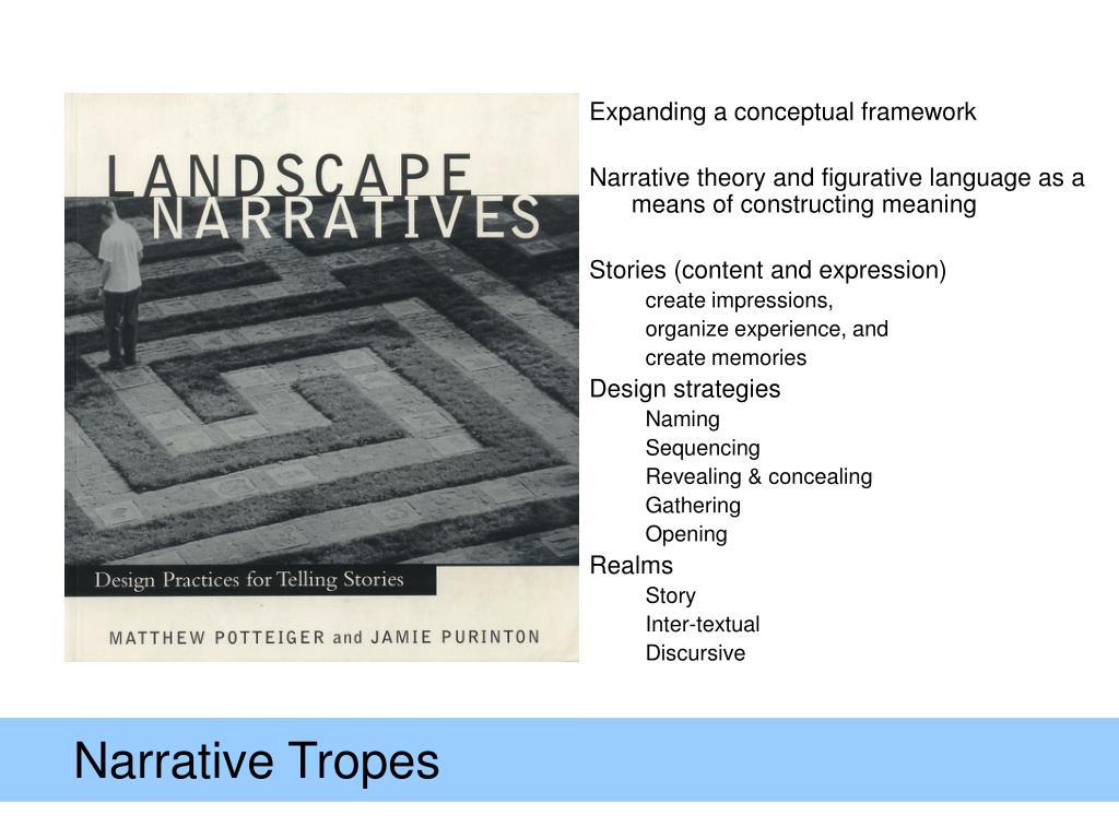 Narrative Tropes