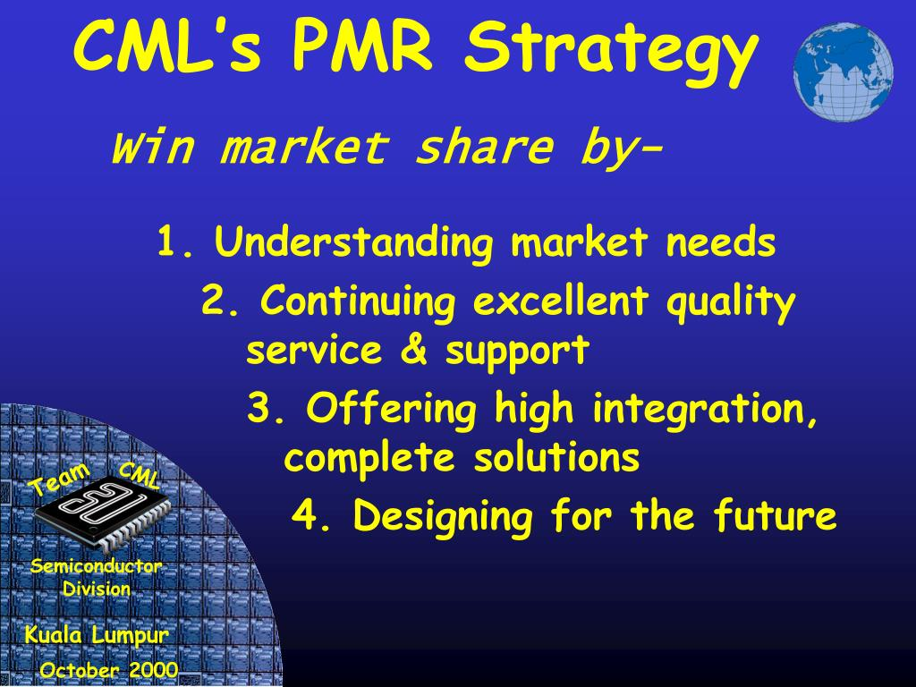 Win market share by-