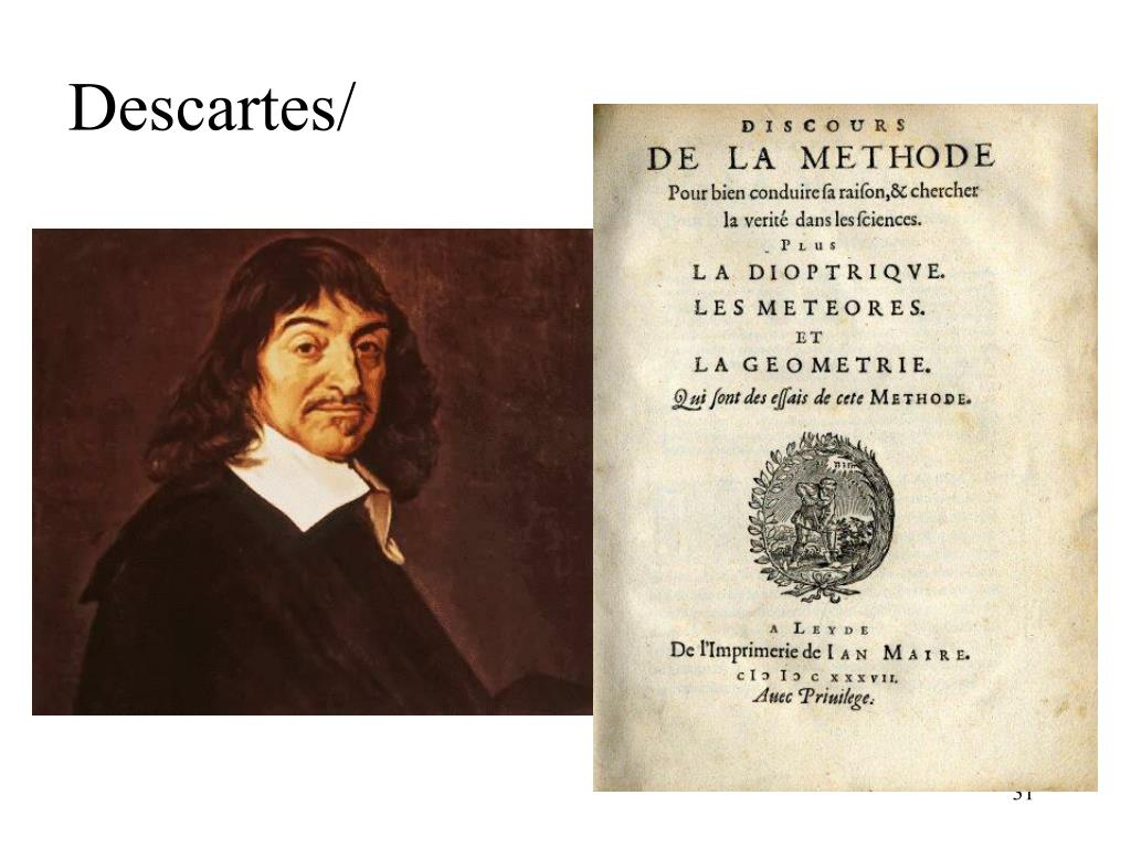 rene descartes and francis bacon reflection Enlightenment philosophes turned to considerations of the soul and body in  order  of descartes' cogito using the newly-ascendant empiricism of francis  bacon  to construct or perceive a continuity of reflections that were, to locke,  the self.