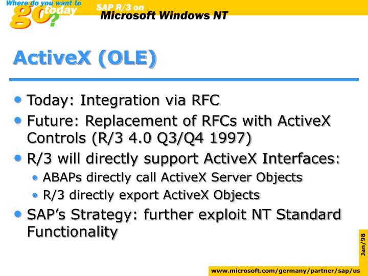 ActiveX (OLE)
