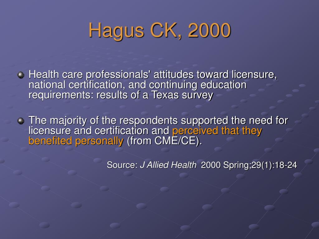 Hagus CK, 2000