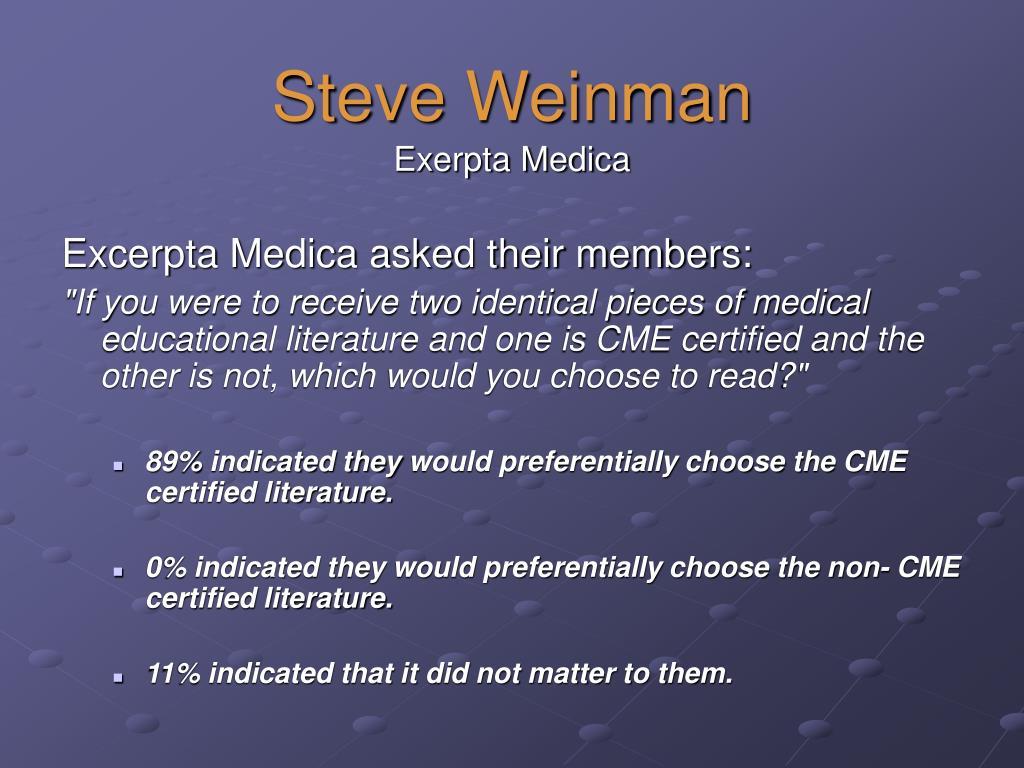 Steve Weinman