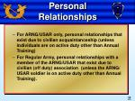 personal relationships35