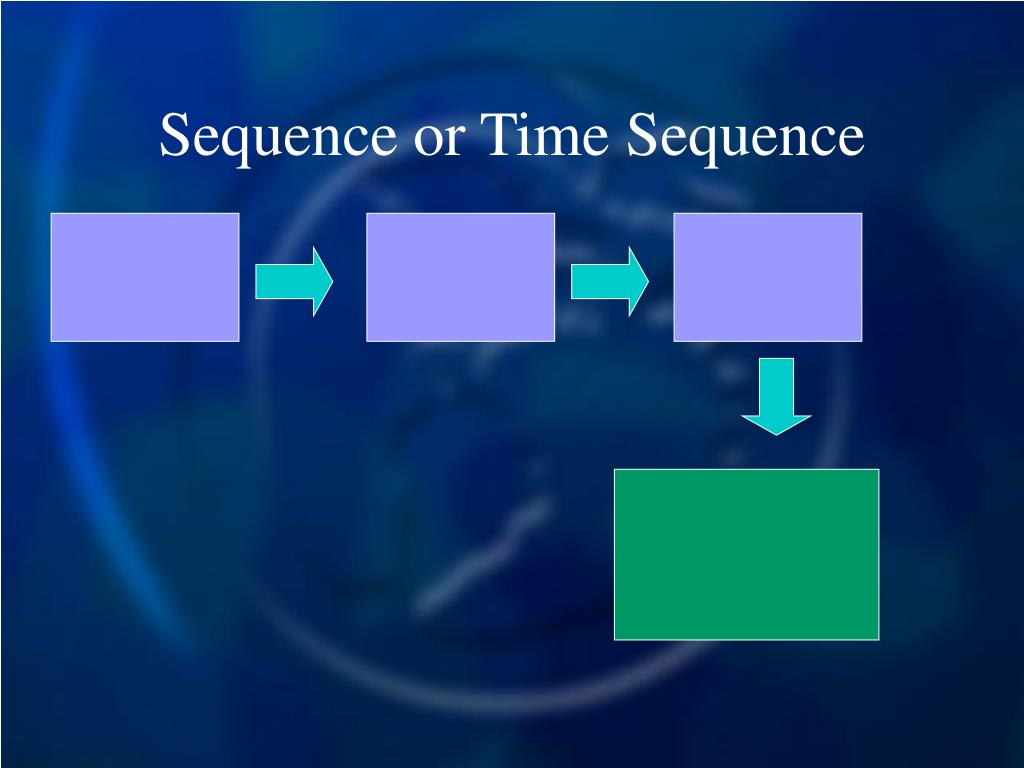 Sequence or Time Sequence