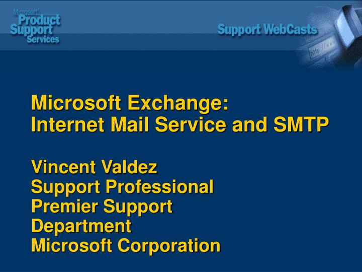 Microsoft Exchange: