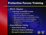 protective forces training7