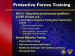 protective forces training8