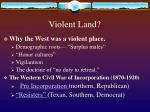 violent land6