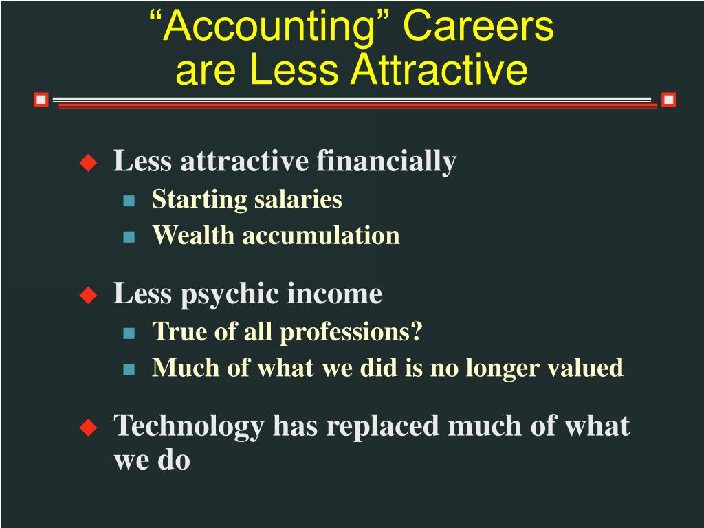 """Accounting"" Careers"
