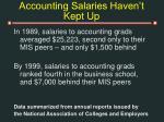 accounting salaries haven t kept up