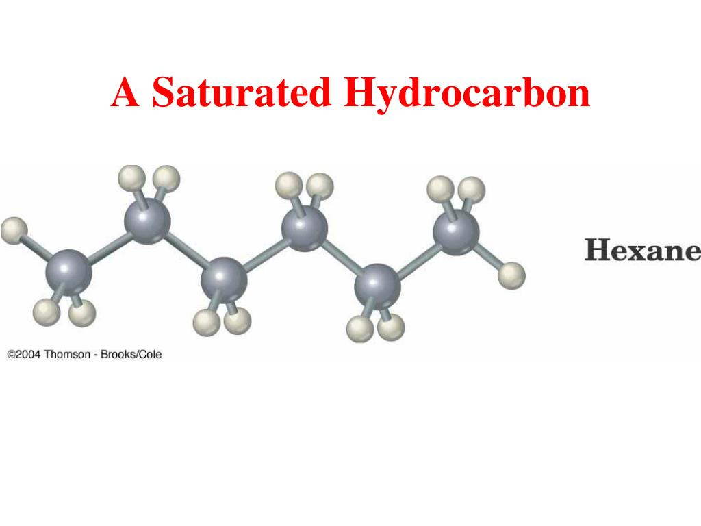A Saturated Hydrocarbon