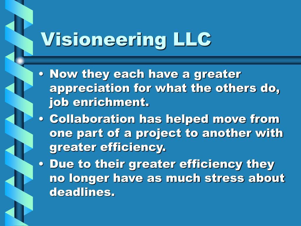Visioneering LLC