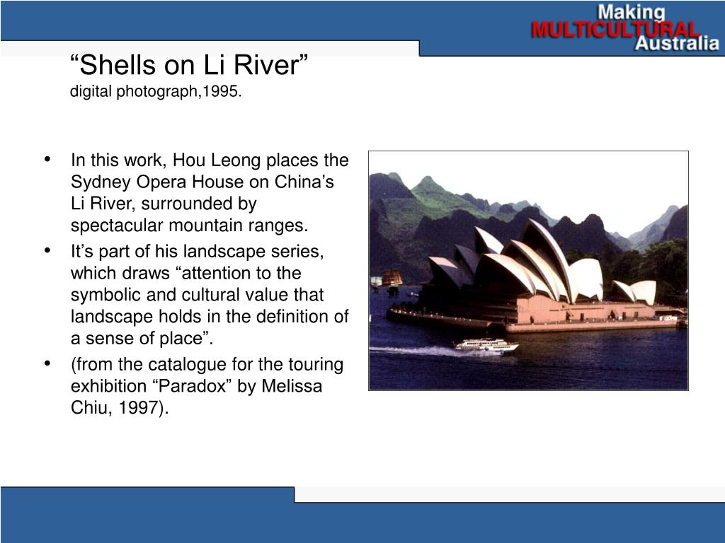 """Shells on Li River"""