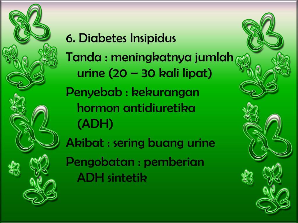 6. Diabetes Insipidus