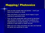 mapping photovoice