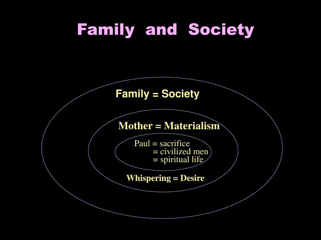 Family  and  Society