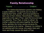 family relationship20