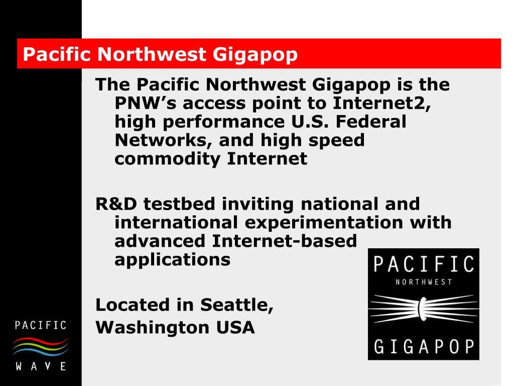 Pacific Northwest Gigapop