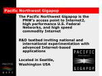 pacific northwest gigapop