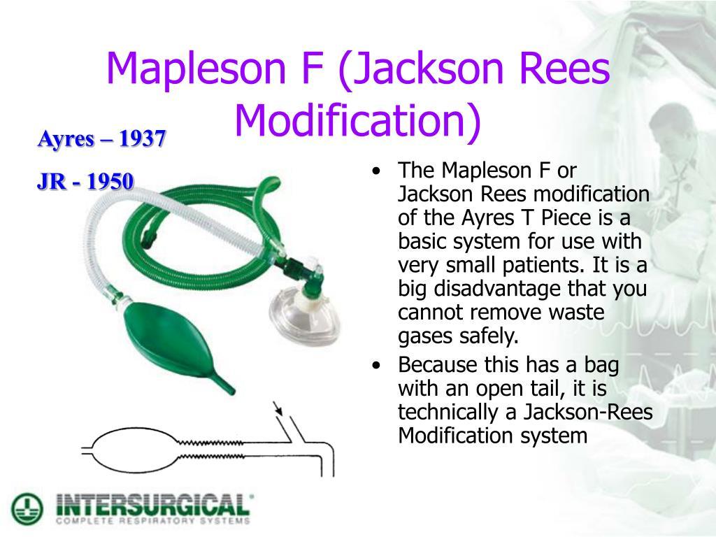 Mapleson F