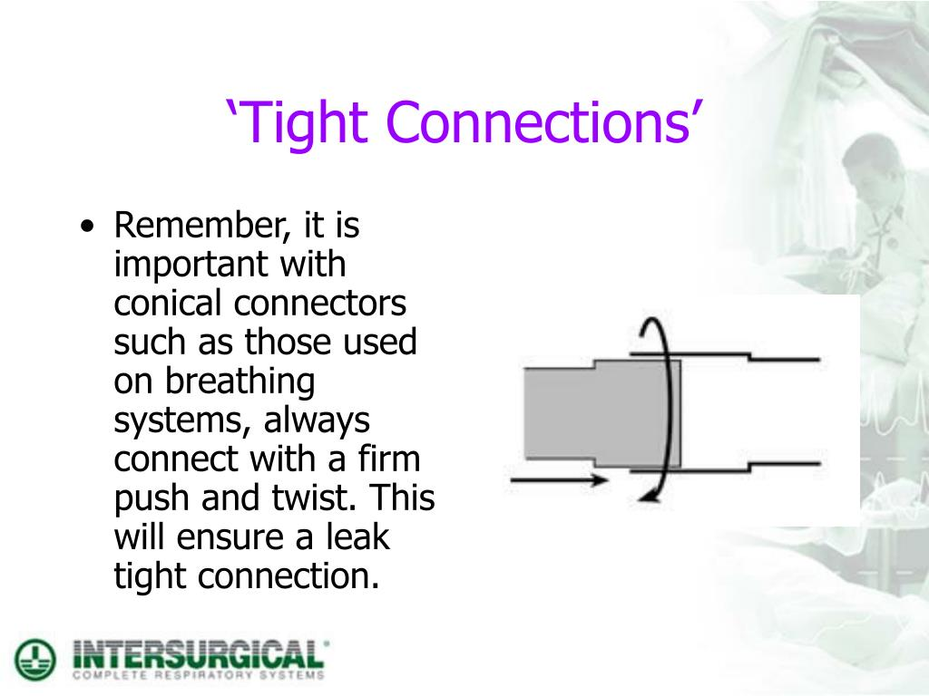 'Tight Connections'